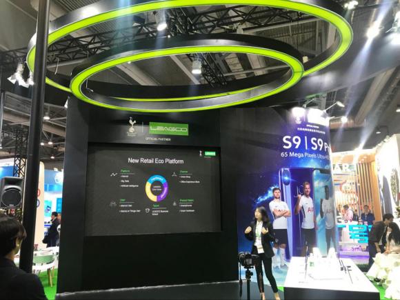 领歌新零售引爆香港环球资源展