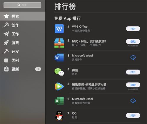 亚博app下载:WPS上架Mac苹果商店首日便登顶,一场源自用户的胜利!