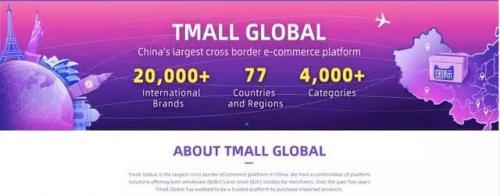 亚博app下载:天猫国际, 让消费者更好更便利消费高质量进口产品