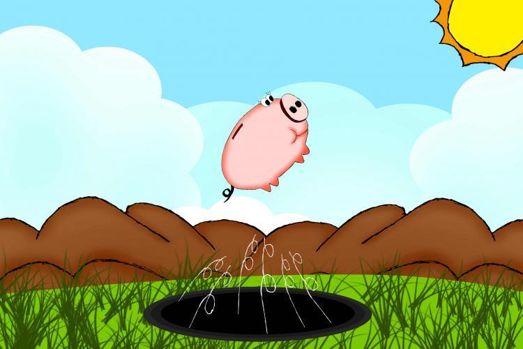 猪真的飞起来了!金融机构狂砸100亿养猪